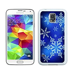 Diy Christmas snowflake White Samsung Galaxy S5 Case 6