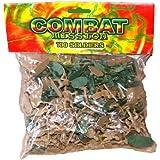 100 BOYS PLASTIC COMBAT MISSION TOY SOLDIERS BAG BUCKET PARTY BAG FILLERS [importación inglesa]