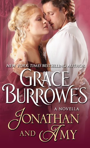 book cover of Jonathan and Amy