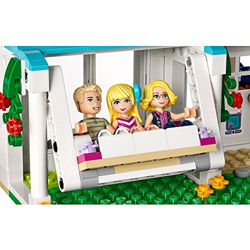 LEGO Friends Stephanie's House 41314 Toy for 6-12-Year-Olds by LEGO (Image #3)