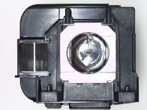 Electrified V13H010L75-ELE2 Replacement Lamp with Housing for Epson EB 1960 Projectors