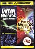 WAR OF THE WORLDS (1953) & WHEN WORLDS COLLIDE - WAR OF THE WORLDS (1953) & WHEN WORLDS COLLIDE