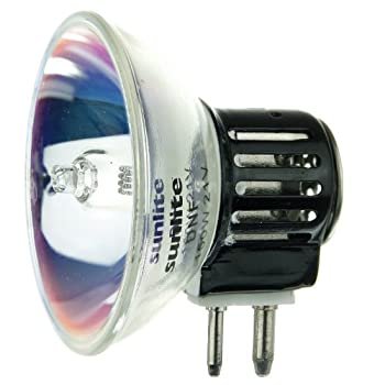 Sunlite DNF 150W/MR16/21V/CL/GX7.9 150-watt 21-volt Bi-Pin Based Stage and Studio MR16 Bulb, Clear