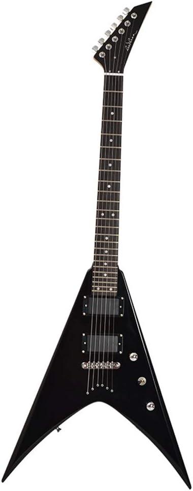 Miiliedy Guitarra Swallowtail tipo V para principiantes. Practique ...
