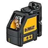 DEWALT DW087K LaserChalkLine Self-Leveling Line Laser, Horizontal and Vertical