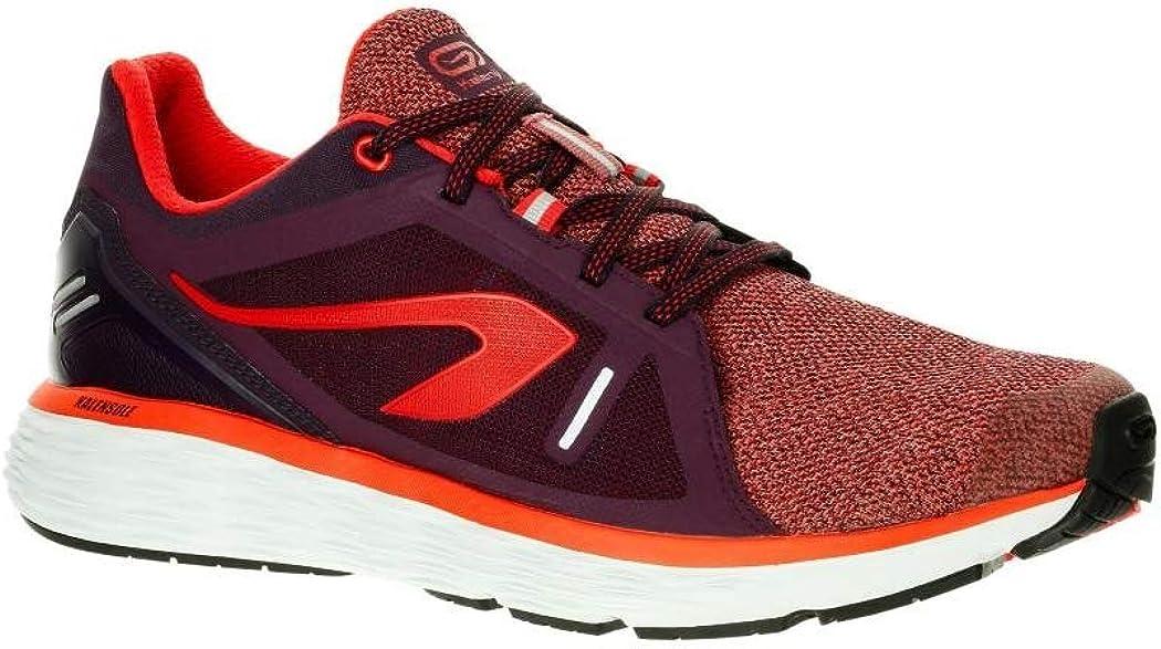 Kalenji - Zapatillas de Running de Caucho para Hombre, Color Rojo, Talla 41 EU: Amazon.es: Zapatos y complementos