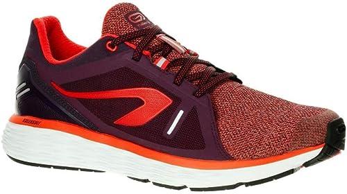 Kalenji - Zapatillas de Running de Caucho para Hombre, Color Rojo ...