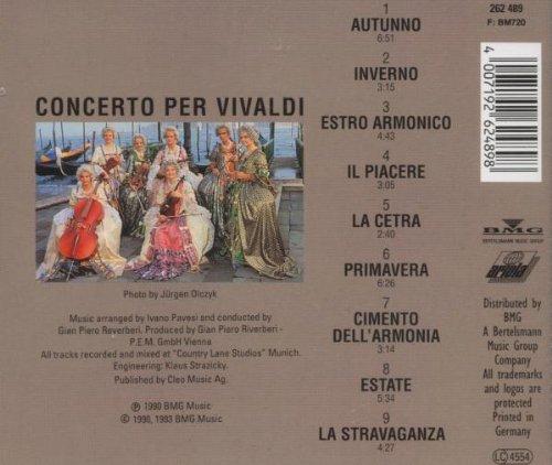 Concerto Per Vivaldi by BMG Ariola