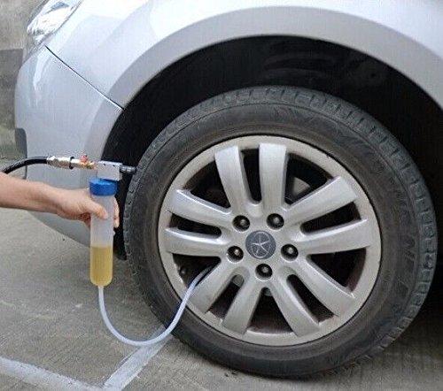 FidgetFidget Fluid Oil Change Replace Drained Kit Brake Car Trunk Motorcycle Garage Tool by FidgetFidget (Image #2)