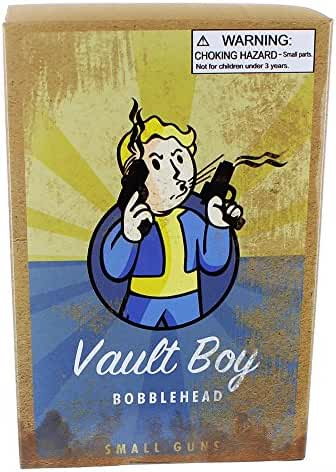 Vault Boy 101 Bobbleheads Series 3 - Small Guns