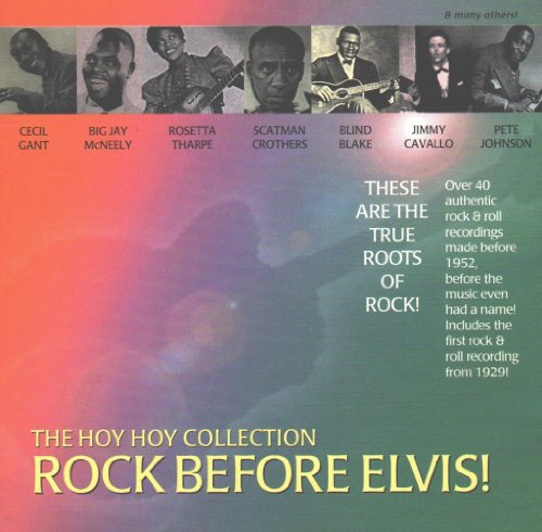 on: Rock Before Elvis! (Memphis Collection)