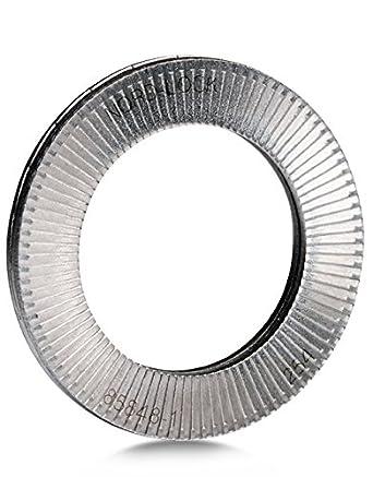 1 glued Pairs//Pack Wedge Locking Washer 254 SMO Stainless Steel M36 1-3//8