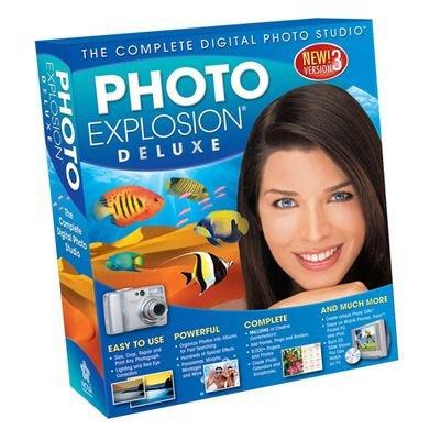 Photo Explosion Deluxe 3.0 (Photo Explosion Deluxe 3)