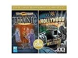 HIDDEN MYSTERIES: TITANIC & HOLLYWOOD MYSTERIES 2-PACK JC (WIN XP,VISTA,WIN 7)