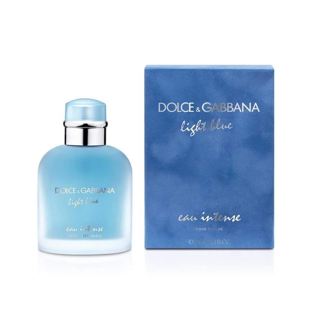 Dolce & Gabbana Light Blue Pour Homme Eau Intense Eau de Parfum 100ml