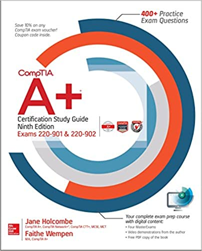 Download e books comptia a certification study guide ninth download e books comptia a certification study guide ninth edition exams 220 901 220 902 pdf fandeluxe Gallery
