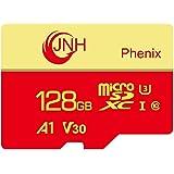 microSDカード microSDXCカード 128GB JNH 超高速Class10 UHS-I U3 V30 4K Ultra HD アプリ最適化A1対応 【国内正規品 5年保証】