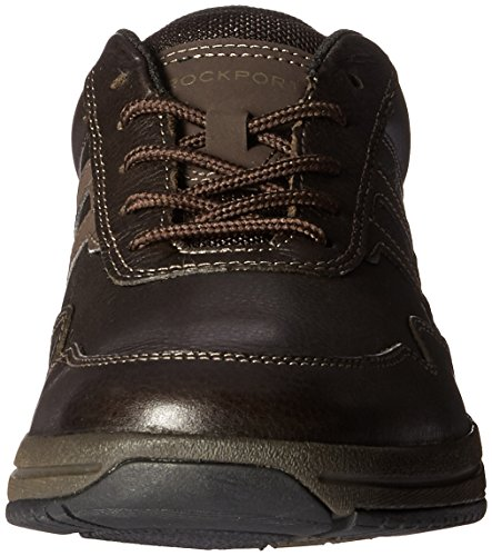 Rockport Mens Edmund Fashion Sneaker- Chocolate