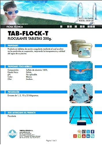 TAB-FLOCK-T®: Floculante / Coagulante / Clarificador de ...