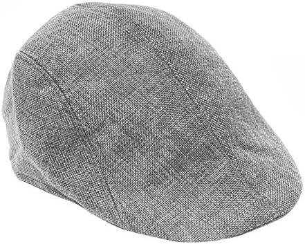 Gorra de corte plana unisex de la marca Gatsby HugeStore. Gorra de ...