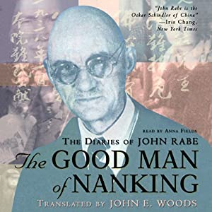 The Good Man of Nanking Audiobook