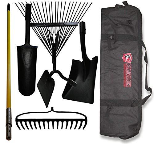 BILLET4X4 U.S. Made Mag-Lok 5-Piece Landscaping Tool Kit I by BILLET4X4