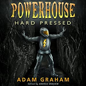 Powerhouse: Hard Pressed Audiobook