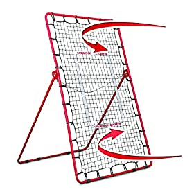 Rukket Pitch Back Soccer Rebounder | Pitching and Throwing Practice Partner