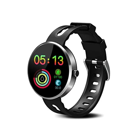 Avatar Controls Fitness Tracker, Activity Tracker IP68 Waterproof Fitness Wristband with Heart Rate Monitor,