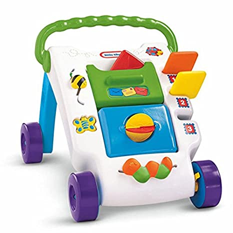 Little Tikes Wide Tracker Activity Walker Multicolor andador ...