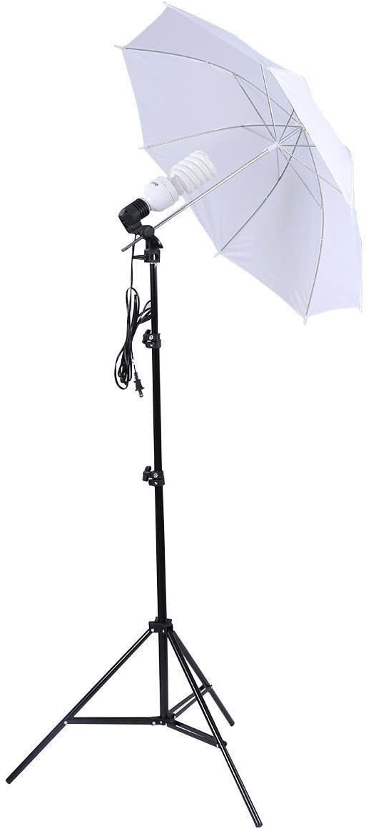 This is a Professional Photo Studio Photography kit. Lightweight and Functional