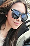 Generic [Sent to the mirror box] modified block face big black sunglasses