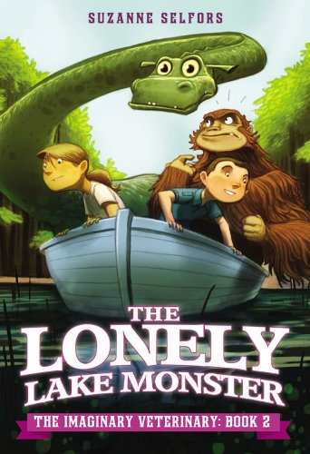 Download The Lonely Lake Monster (Imaginary Veterinary series, Book 2)(Library Edition) (The Imaginary Veterinary) pdf epub