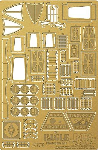 Paragrafix Space: 1999 Eagle Photoetch Set PGX199 (Eagle Space 1999 compare prices)