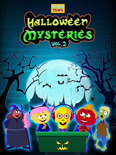 Halloween Mysteries Vol. 2]()
