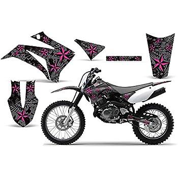 Amazon.com: 2008-2013 Yamaha TTR 125 AMRRACING ATV Graphics Decal ...