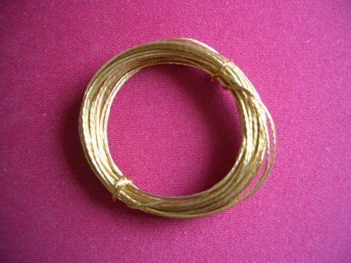 Brass Picture Photo Frame Hanging Wire Cord