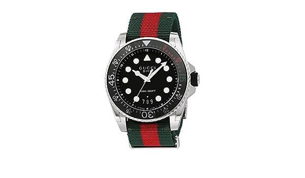 f7ef04efee2af Reloj Gucci - Unisex YA136209  Amazon.es  Relojes