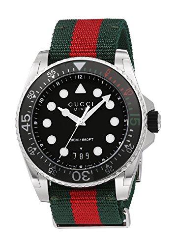 33d8ad3da577c Reloj Gucci - Unisex YA136209  Amazon.es  Relojes