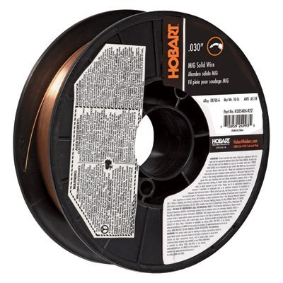 Hobart H305406-R22 10-Pound ER70S-6 Carbon-Steel Solid Weldi