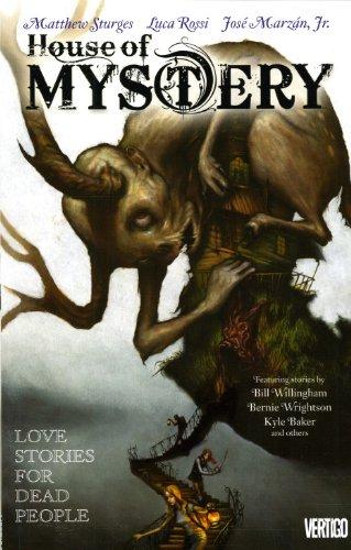 """""""House of Mystery - v. 2. Love Stories for Dead People"""" av Matthew Sturges"""