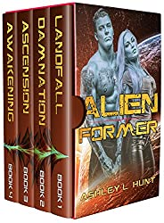 Alien Romance Box Set: Alien Former: Sci-Fi Alien Romance (Complete Series Box Set Books 1-4) (Alien Adventure Romance Bundle Book 3)