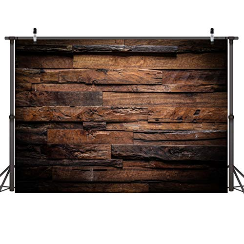CYLYH 8x6ft Brown Wood