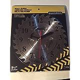 "Duramax Wall Clock Stainless Steel 9 3/4"" blade"