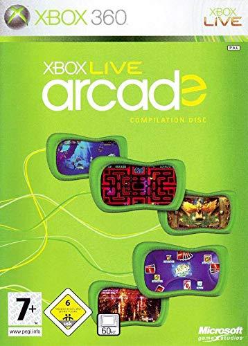 Xbox Live Arcade - Compilation Disc