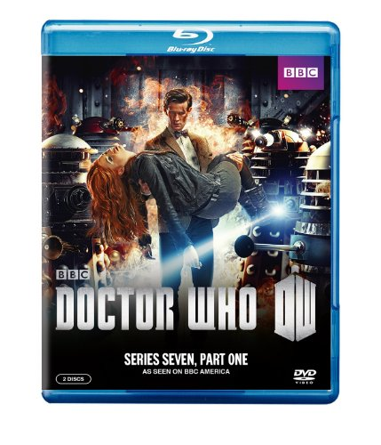 Doctor Who: Series Seven, Part One [Blu-ray]
