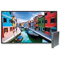 NEC V463-DRD MultiSync - 46 inch - commercial use - V Series LED-backlit LCD flat panel display - 1080p (FullHD) - edge-lit - with Single Board Computer OPS-DRD