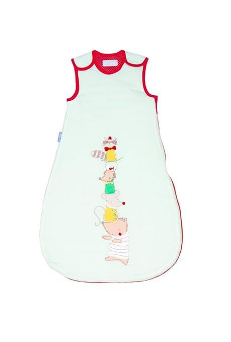Gro Mapache - Saco de dormir premium, para 18-36 meses, 98 cm
