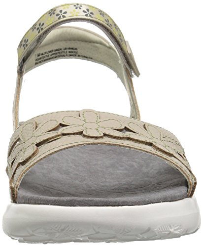 Wildflower Women's by Grey JBU Sandal Light Jambu w0aSH7