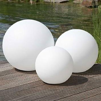 Led Leuchtball Lichtball Leuchtkugel Garten Lampe Beleuchtung 30 Cm